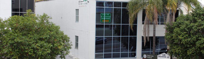 Commercial Building Refurbishment Brisbane - Before