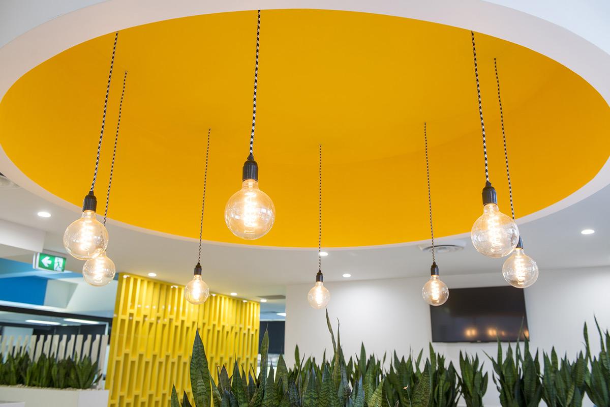Lyons Projects Office Fitouts Brisbane