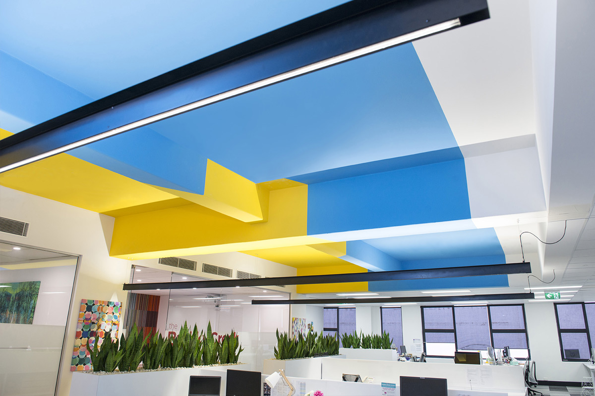 Lyons Projects Office Fitouts