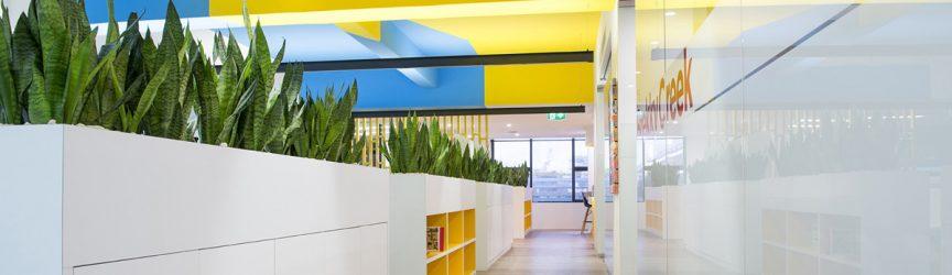 Media Merchants Office Fitout Charlie Lyons Brisbane