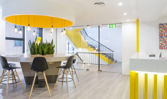 Media Merchants Office Fitout Charlie Lyons Brisbane