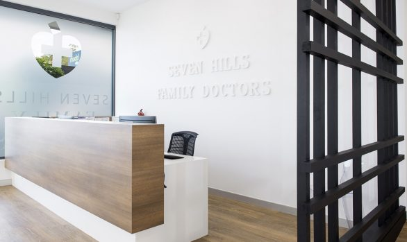 Seven Hills Family Doctors - Medical Fitouts