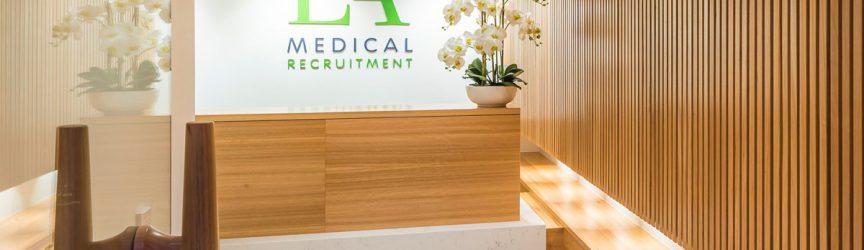 LA Medical Recruitment Front Door